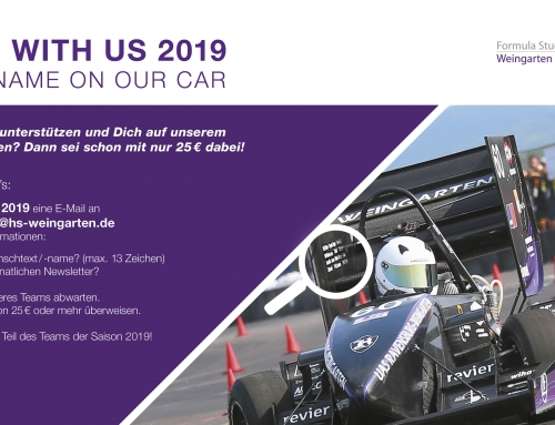 Race with us 2019