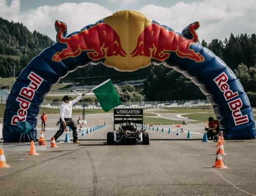 Erfolge beim Formula Student Austria